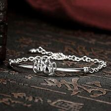 HOT Specials Fashion Jewellery 925 silver ornaments Cat Bracelet Beautiful gift