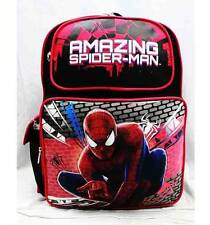 """NWT Spiderman 16"""" Large Backpack School Bag by Marvel Newest Style Limited RUZ"""