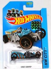 2014 HOT WHEELS FACTORY SET CITY STREET CREEPER LIMITED TO 450