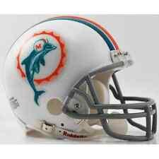 MIAMI DOLPHINS 1972 Riddell ProLine VSR-4 Mini Football Helmet NFL