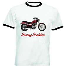 HONDA REBELB 2007 RACING TRADITION - COTTON TSHIRT - ALL SIZES IN STOCK