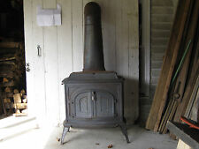 Vermont Castings Vigilant wood stove in good condition, last used winter 2014/15
