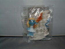 MCDONALDS UK Happy Meal toy puffi 2 smurfet FEMMINA 13gp03-12