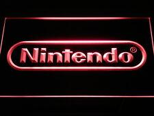 Nintendo Logo LED Neon Sign