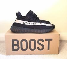Adidas Yeezy Boost 350 V2 Black/White (BY1604) Size UK 11
