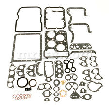 Lancia Fulvia Coupe 1300cc Engine Gasket Set New