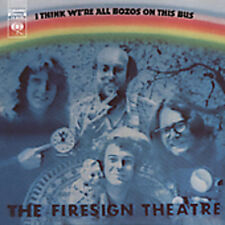 I Think We'Re All Bozos On The - Firesign Theatre (2001, CD NIEUW)