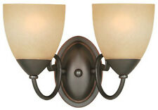 New Hardware House 543827 Berkshire Bath/Wall Lighting Fixture, Classic Bronze