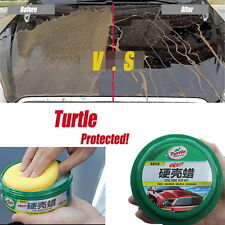 2016 Turtle Solid Wax Car Paint Protected Anti Oxidation Acid Rain G-2809 13oz O