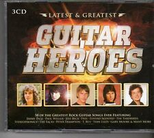 (FD474B) Latest & Greatest Guitar Heroes, 58 tracks various artists - 2013