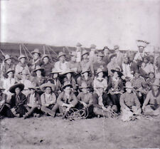 Miller Brothers 101 Ranch Wild West 1913 Panorama Photo