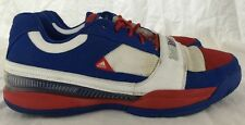 07' ADIDAS LIGHTSWITCH Scores For Schools GILBERT ARENAS AGENT Red White Blue 13