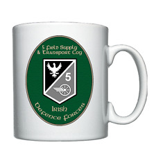 5 Field Supply & Transport Company, Irish Defence Forces - Personalised Mug