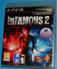 Infamous 2 - Sony Playstation 3 PS3 - PAL