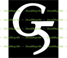 G5 BroadHeads - Archery/Bow Hunting/Outdoors - Vinyl Die-Cut Peel N' Stick Decal