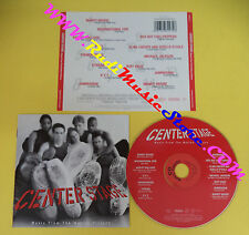 CD SOUNDTRACK Center Stage EPC 498227 2 EUROPE 2000 no lp mc dvd(OST4)