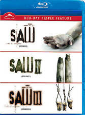 SAW / SAW II & SAW III BLU-RAY 3 DISC SET