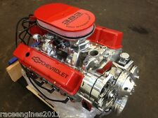 350 Street  MOTOR 420HP ROLLER TURN KEY PRO STREET CHEVY CRATE ENGINE  SBC CNC