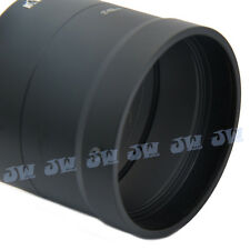 62MM Black New FILTER THREAD LENS ADPTER TUBE FOR NIKON COOLPIX L820 L830 CAMERA