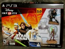 Disney Infinity 3.0 Edition Star Wars Starter Pack PS3 - Brand New