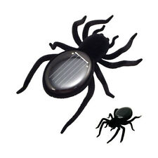 New Educational Solar Energy Powered Spider Robot Insect Toy Gadget For Kids