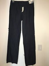New York & And Company Co City Stretch 7th Avenue Pant Straight Leg Dark Wash