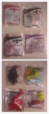 2014 Aug How to Train Your Dragon 2 McDonald's Toys Complete Sets Of 4 PCS
