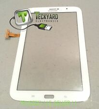 "SAMSUNG GALAXY NOTE 8"" 8.0 DIGITIZER TOUCH SCREEN FOR GT-N5100 & GT-N5120 WHITE"