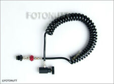 New air line On/Off Coil Remote Hose Coiled Thick w/ QD - INSANE FAST SHIP!