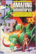 Amazing Adventures (TPB, ee. UU.)