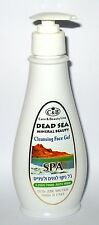 ISRAEL 250 ml FACE AND EYE CLEANSING GEL WITH DEAD SEA MINERALS (C&B)
