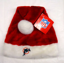 Miami Dolphins Red Vintage Christmas Hat