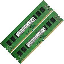 Sk hynix 16GB 2X8GB PC4-17000 DDR4-2133 no ECC sin búfer Escritorio Memoria Ram