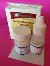 Polycarboxylate Dental Cement Kit Prime Dent . Exp: 09/2019.