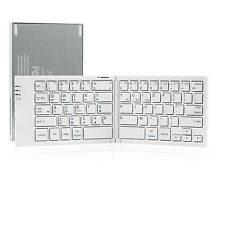 Perixx PERIBOARD-805L II, Bluetooth Folding Keyboard - Magnetic Foldable -QWERTY