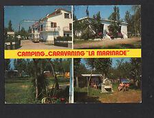 """ARGELES (66) CAMPING CARAVANING """"LA MARINADE"""" animé"""