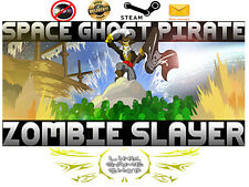 Space Ghost Pirate Zombie Slayer PC Digital STEAM KEY - Region Free