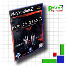 Project Zero II 2 - Crimson Butterfly [PS2] [SLES-52384]