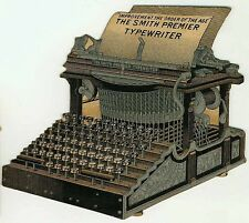 VINTAGE TYPEWRITTER  ADVERTISEMENT - 8X10 REPRODUCTION PHOTO
