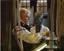 Derek Jacobi and Chipo Chung Signed Photo -  Doctor Who - A750