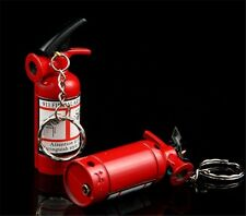 10pcs Refillable Extinguisher Fire Cigarette Lighter for Gift/Collection