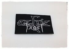 New Celtic Frost Sew Iron On Patch Embroidered Extreme Metal Heavy Rock Band