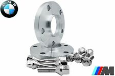 (2) 5x120 Hub Centric Wheel Spacers Kit 15mm Thick 72.56mm With Extended Bolts