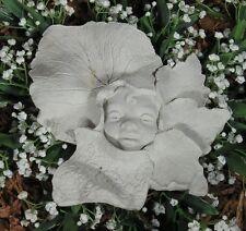 Leaf Fairy Nymph Imp Celtic Fantasy Pixie Plaque Latex Fiberglass Mold Concrete