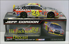 JEFF GORDON 2015 #24  HOMESTEAD RACED VERSION LAST RIDE NASCAR  RACE CAR 1/24