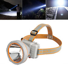 3000 Lumens LED Headlamp Head Lamp Waterproof Rechargeable Headlight for Outdoor