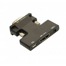 Syba SY-ADA31063 HDMI 1.4B to VGA Adapter with Sound