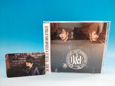 CD+DVD+Photo Card SUPER JUNIOR D&E JAPAN RIDE ME E.L.F Limited Edition Donghae