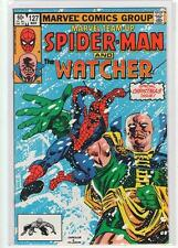 MARVEL TEAM-UP #134 Spiderman and The Jack of Hearts 9.4