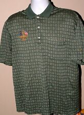 Bobby Jones Ryder Cup 1997 Valderrama Johnnie Walker Golf Shirt XL